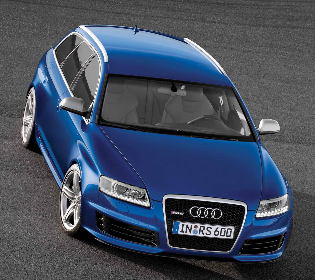 2008 Audi RS6 Avant Photo 1 2308