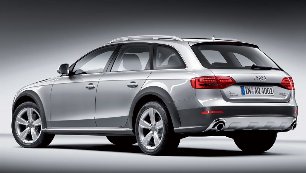 Audi All Road. Back to 2009 Audi A4 allroad