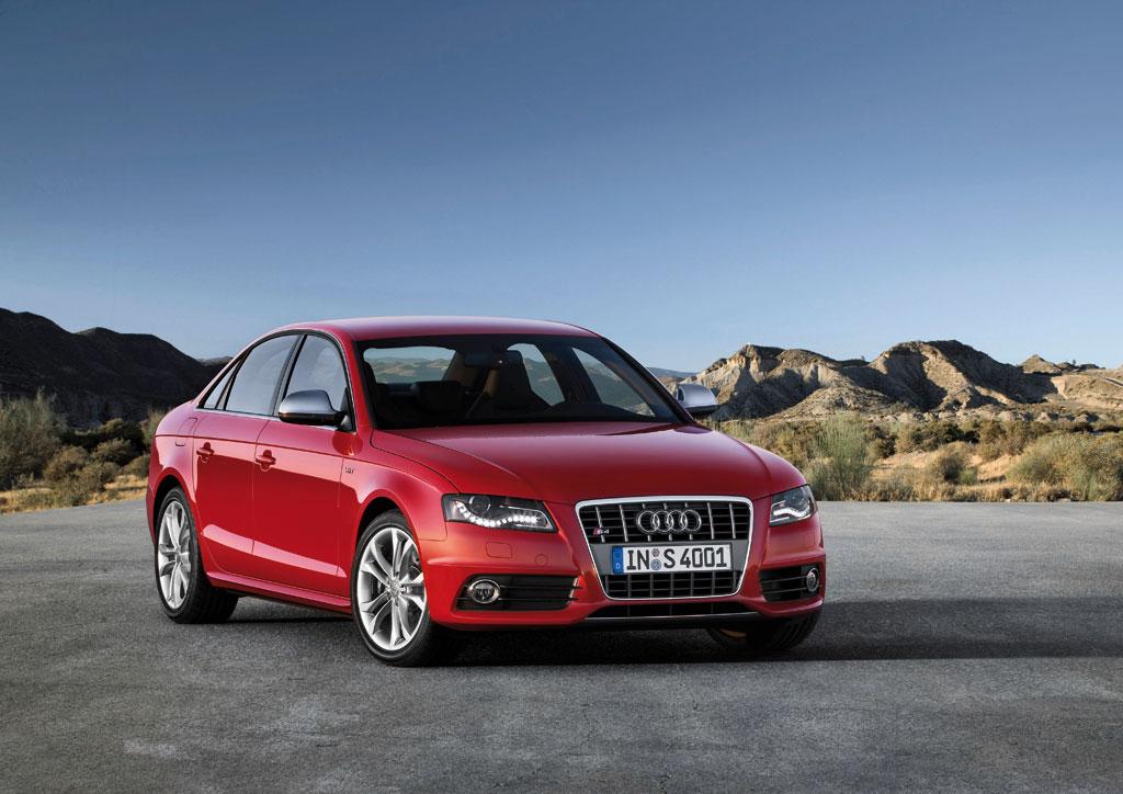 2009 Audi S4 Avant Photo 4 4262