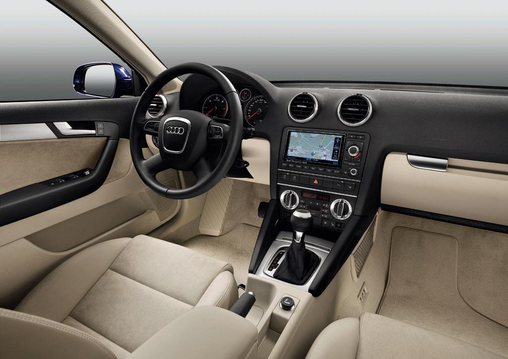 Audi A Sportback Photo - Audi a3 interior