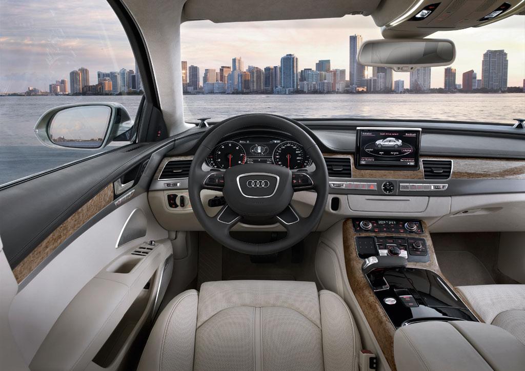 2011 Audi A8 Photo 44 10249