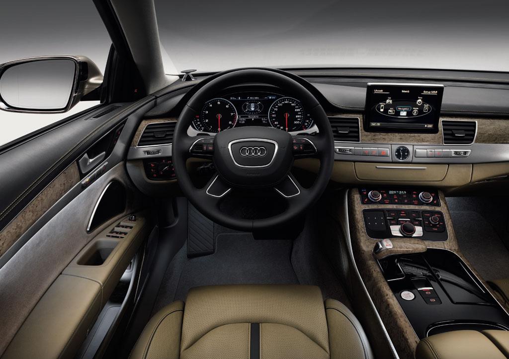 2011 Audi A8l Photo 2 10565