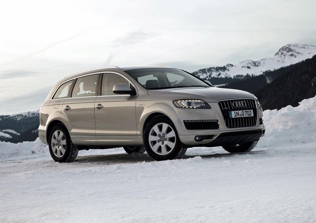 2011 Audi Q7 Photo 5 8009