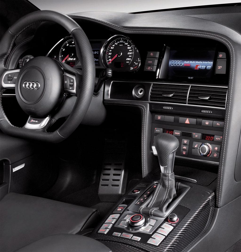 2011 Audi RS6 plus Sport and plus Audi exclusive Photos - Image 1