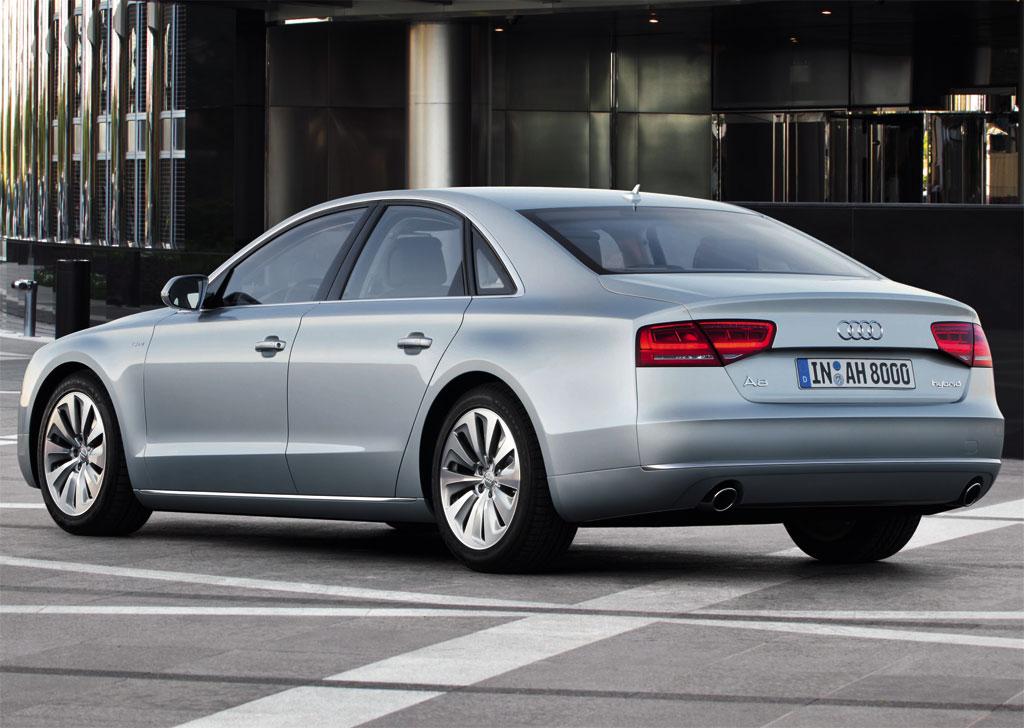 2012 Audi A8 Hybrid Photo 2 11504