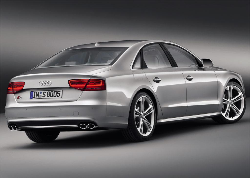 2012 Audi S8 Photo 2 11551