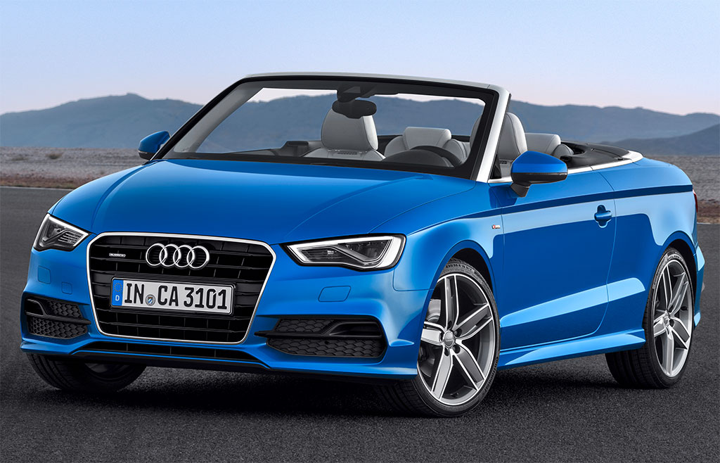 2014 audi a3 cabrio photo 1 13285. Black Bedroom Furniture Sets. Home Design Ideas