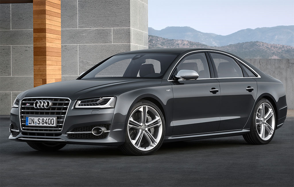 2014 Audi A8 S8 A8l And A8 Hybrid Facelift