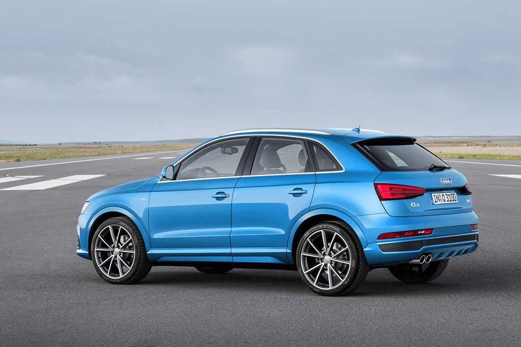 2015 Audi Q3 and RS Q3 Facelift: Price, Specs Photos - Image 26