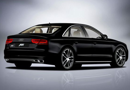 ABT 2011 Audi A8 Photos - Image 3