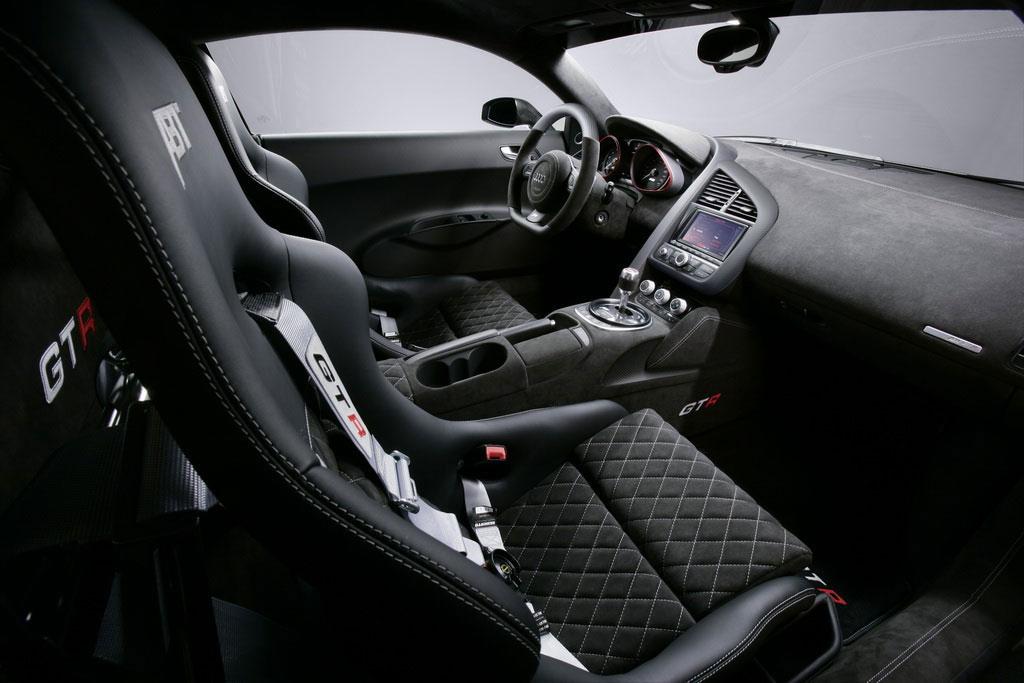 Abt Audi R8 Gtr Photo 8 7638