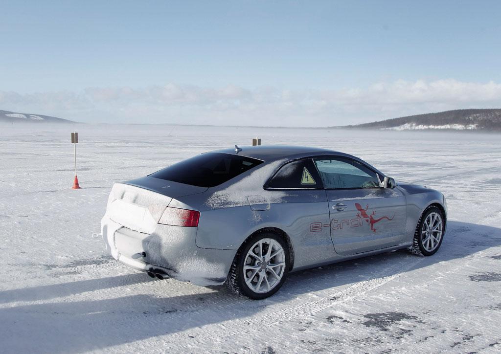 Audi A5 E Tron Photo 15 10846