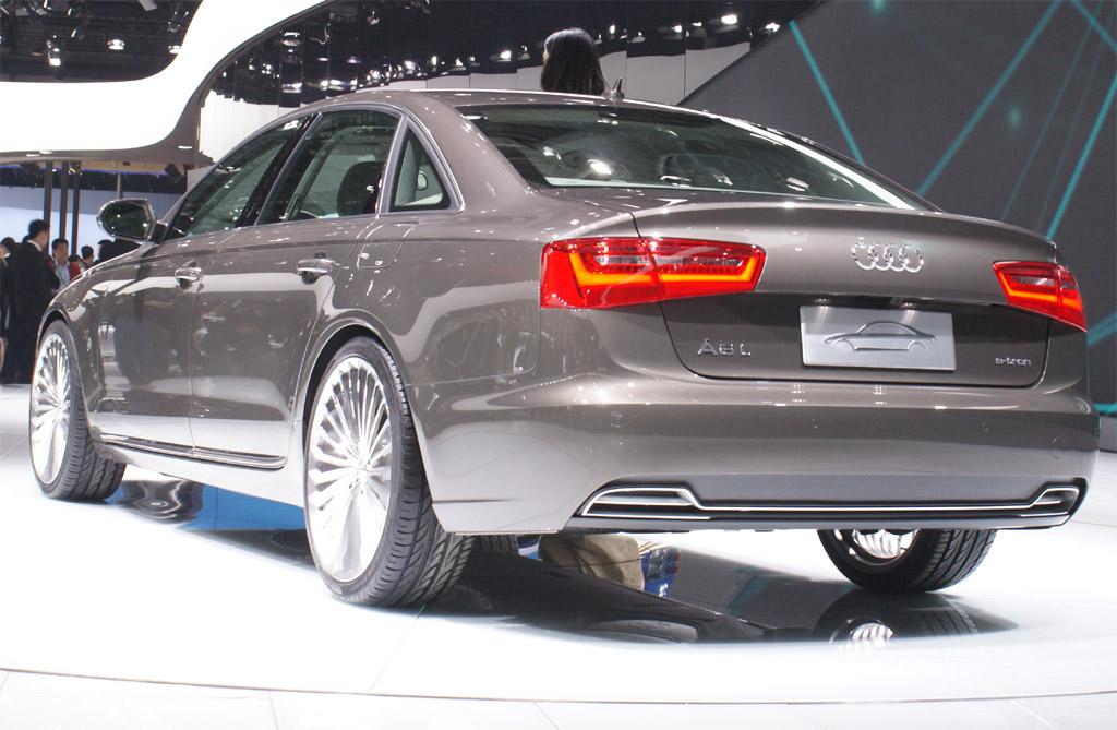 Audi A6l Concept Photo 2 12295