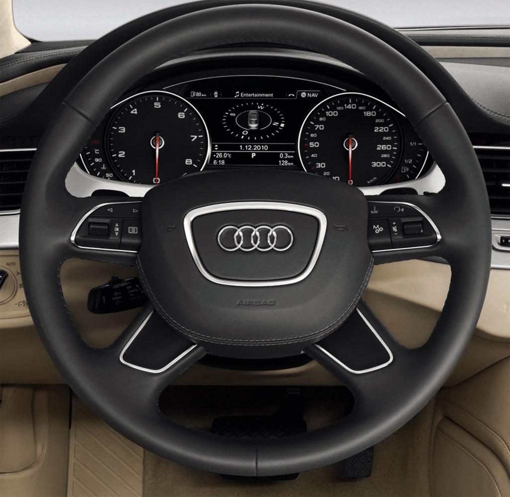Audi A8L Security Photo 6 10555