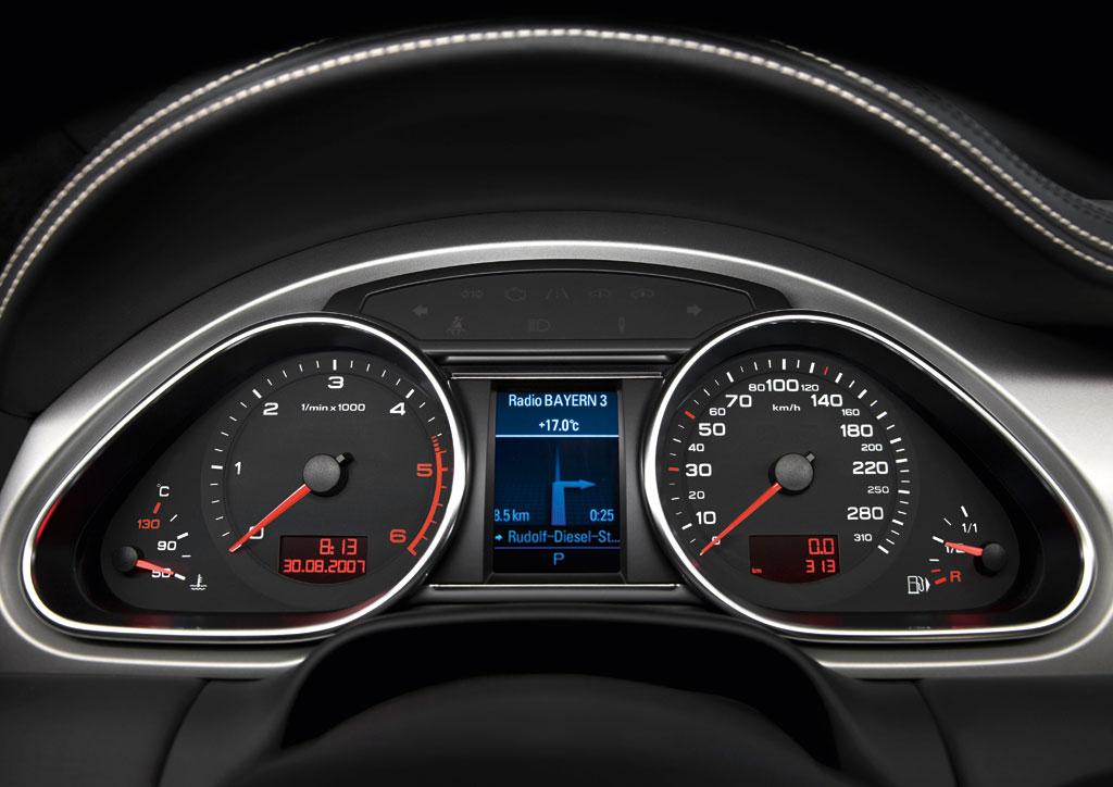 Audi Q7 V12 Tdi Quattro Photo 14 4113