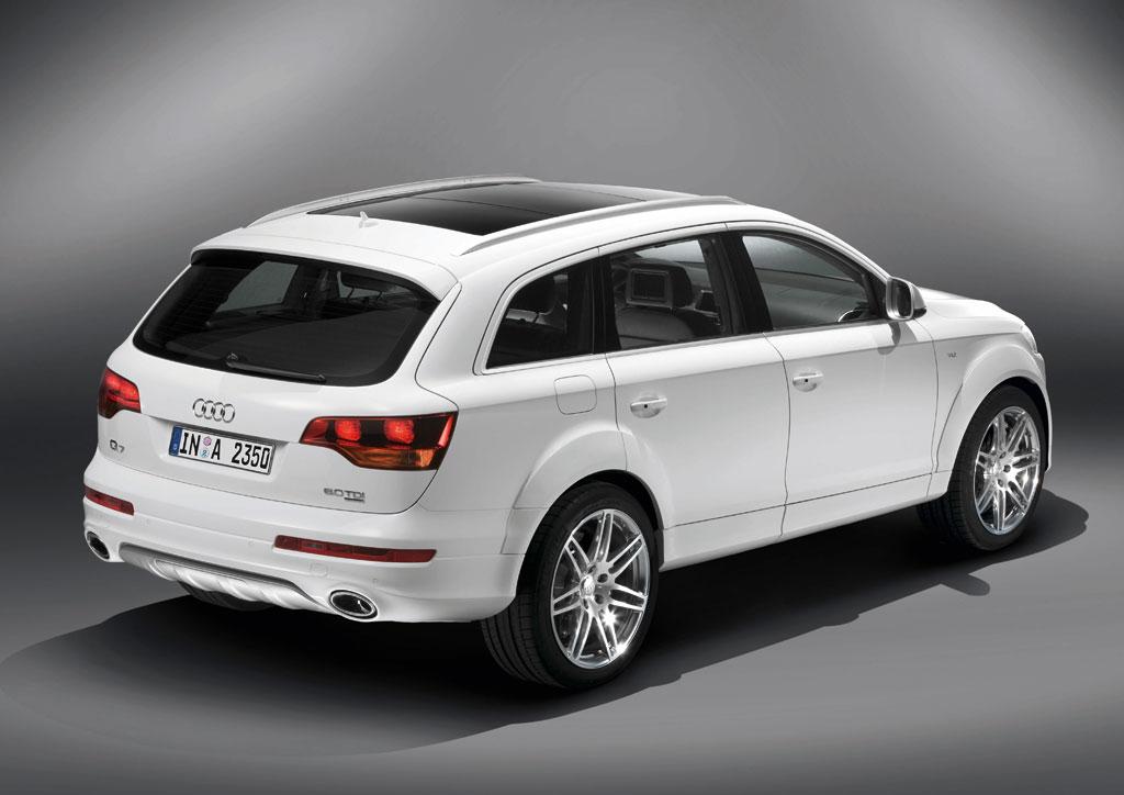 Audi Q7 V12 TDI quattro Photos - Image 3