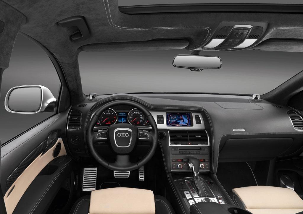 Audi Q7 V12 TDI quattro Photos - Image 6