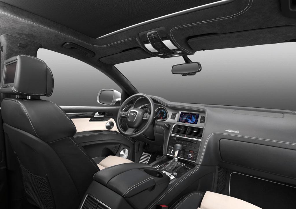 Audi Q7 V12 Tdi Quattro Photo 7 4113