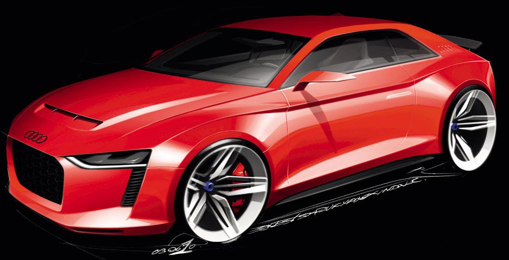 Audi Quattro Concept Photo 36 9515
