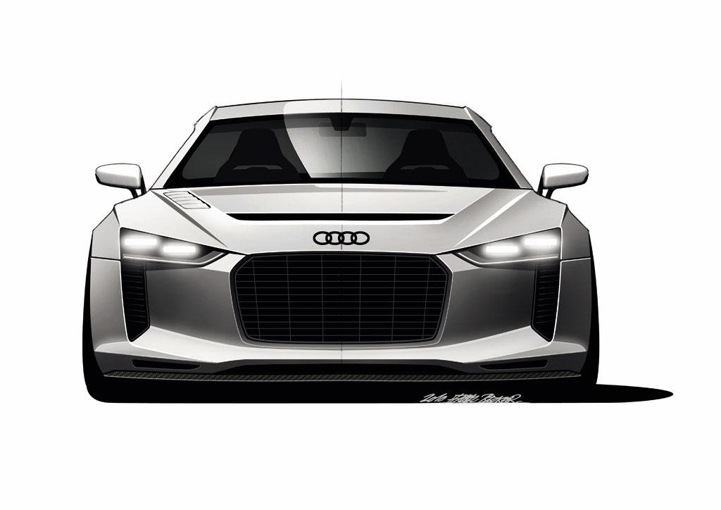 Audi Quattro Concept Photo 41 10020