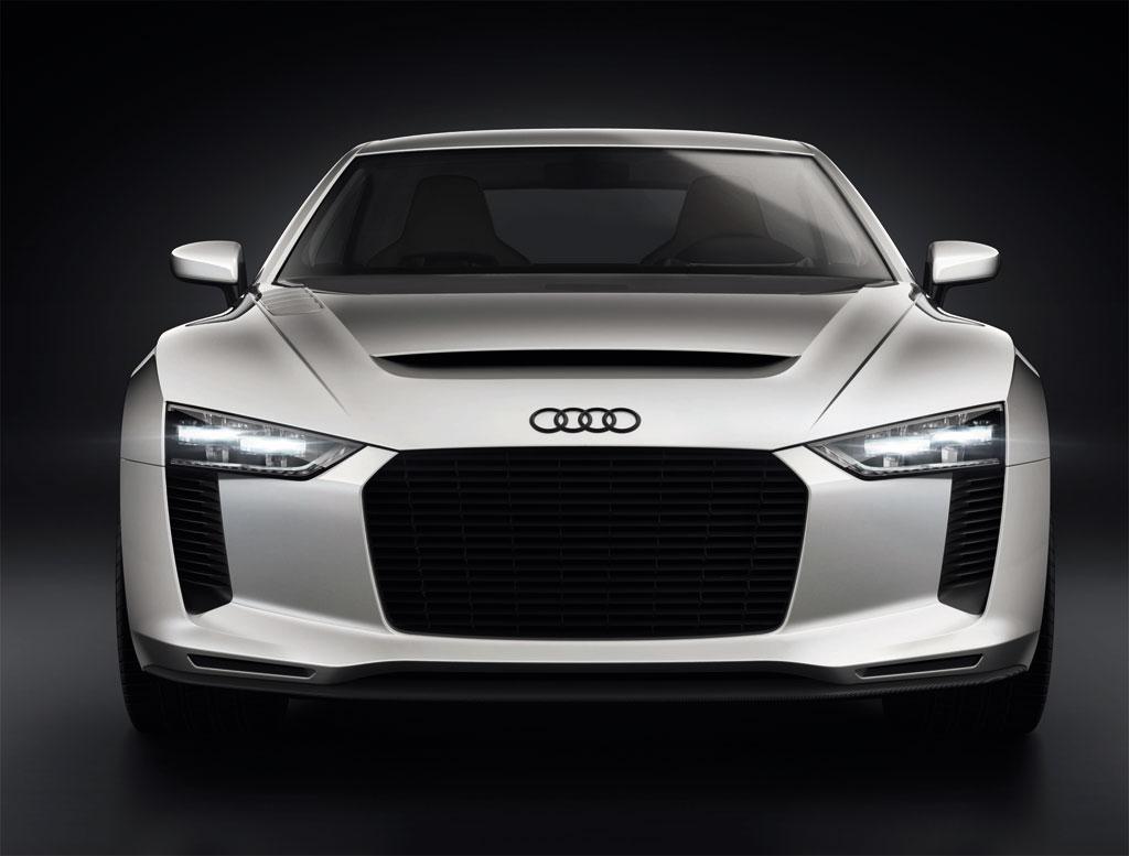 Audi quattro concept promo photos image 8