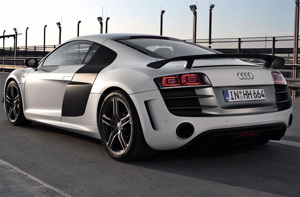 Audi R GT Photo - Audi r8 gt