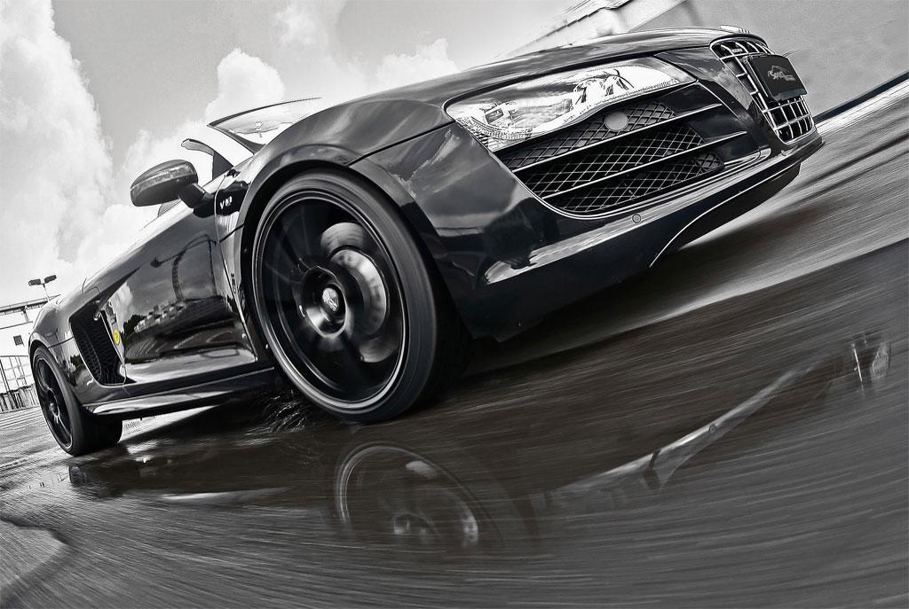 audi r8 sport wheels photos   image 1