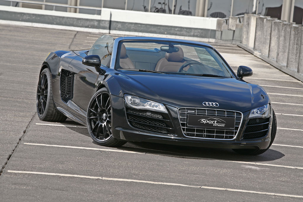 High Quality Audi R8 Sport Wheels 12