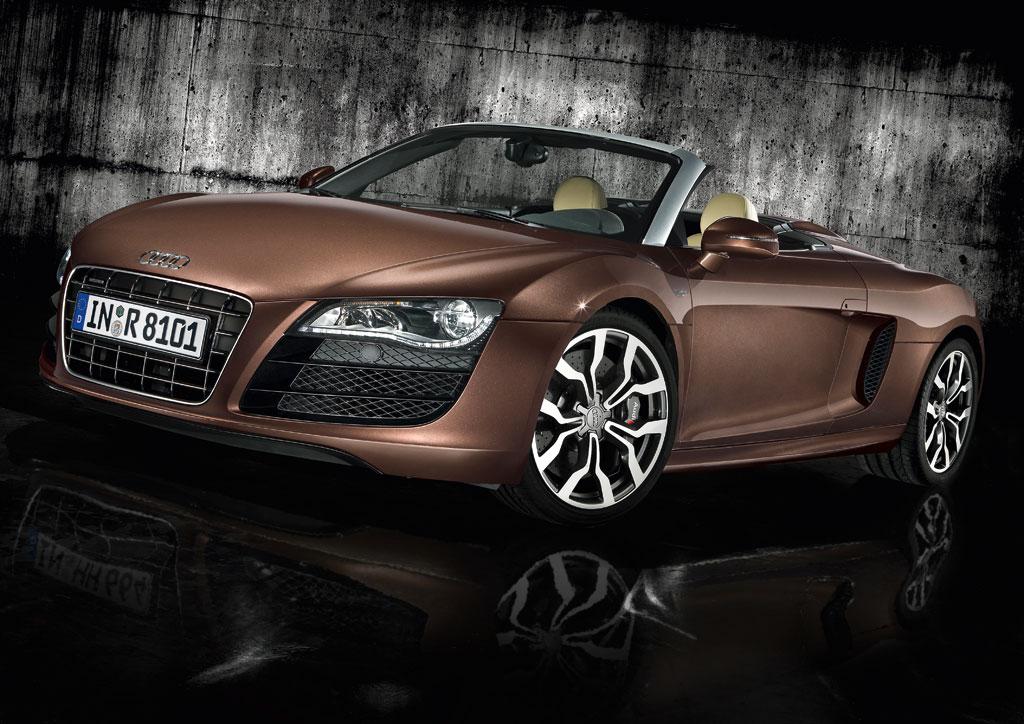 Audi R8 Spyder Nice Car
