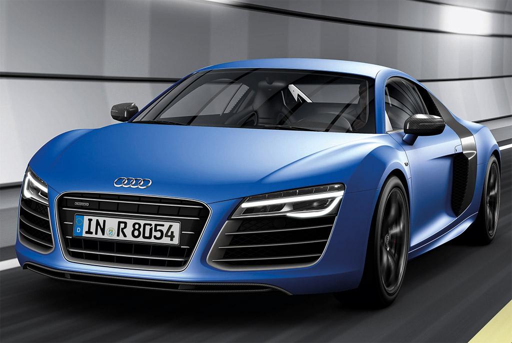 Audi R8 V10 Plus Photo 1 12453