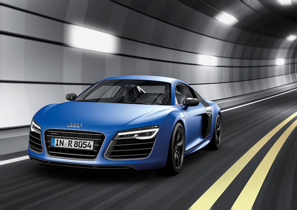 Audi R8 V10 Plus Photo 5 12453
