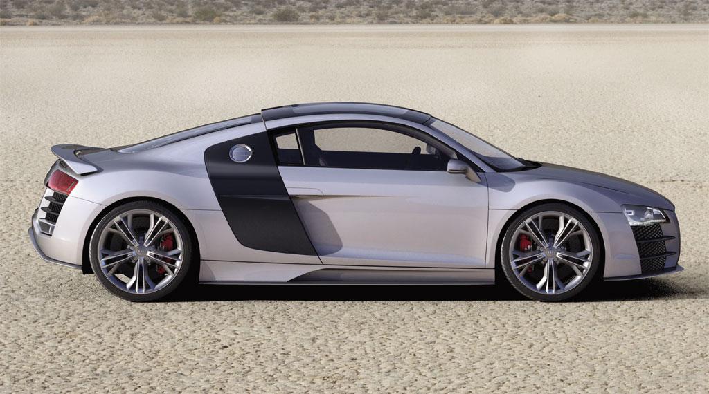 Audi R8 V12 Engine