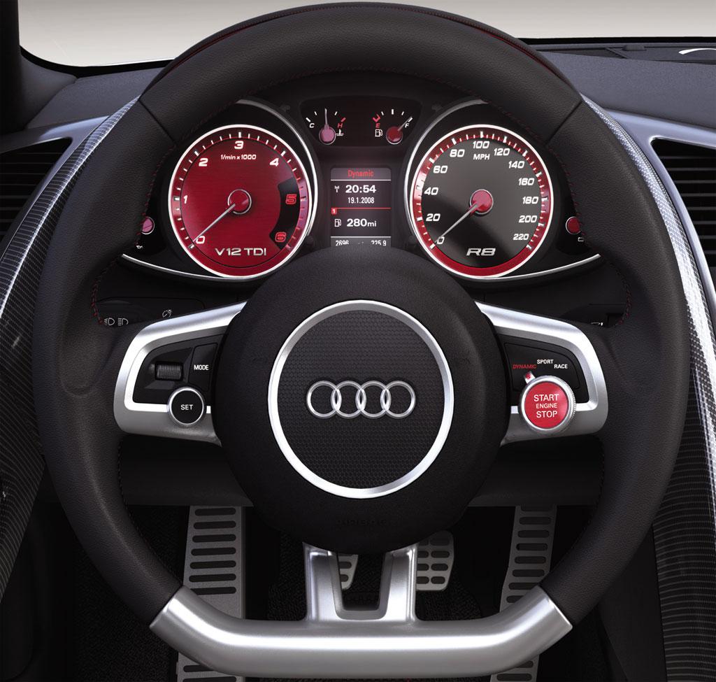 Audi R8 V12 TDI Photo 14 2163