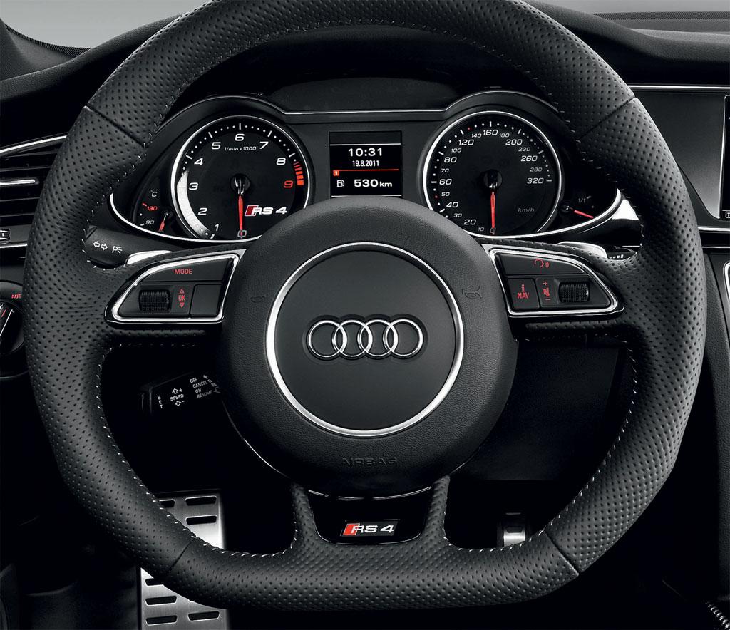 Audi RS4 Avant Photos - Image 20