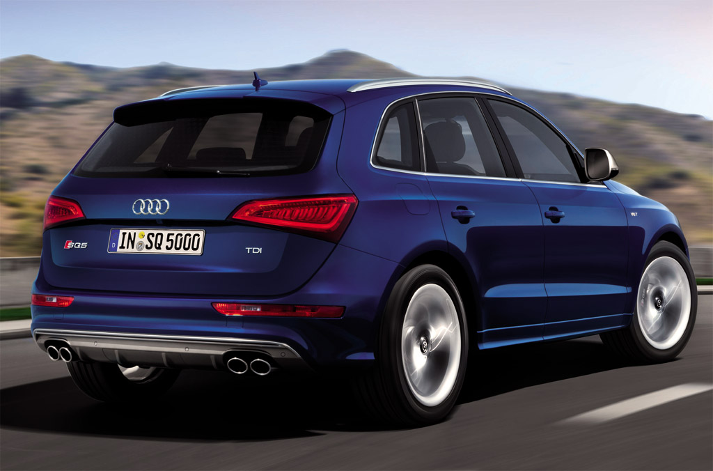 Audi Rsq5 2017 2018 Best Cars Reviews