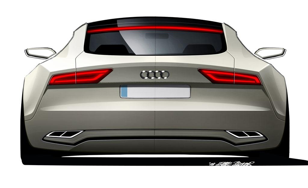 Audi Sportback Photo - Audi a 9