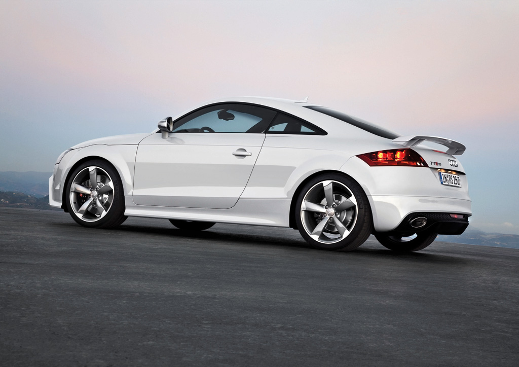 Audi TT RS Coupe Photo 7 10144
