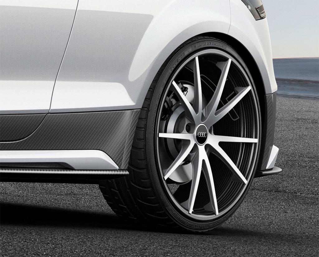 Audi tt 20 tdi quattro black edition specs