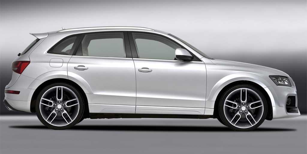 Caractere Audi Q5 Photo 3 6123