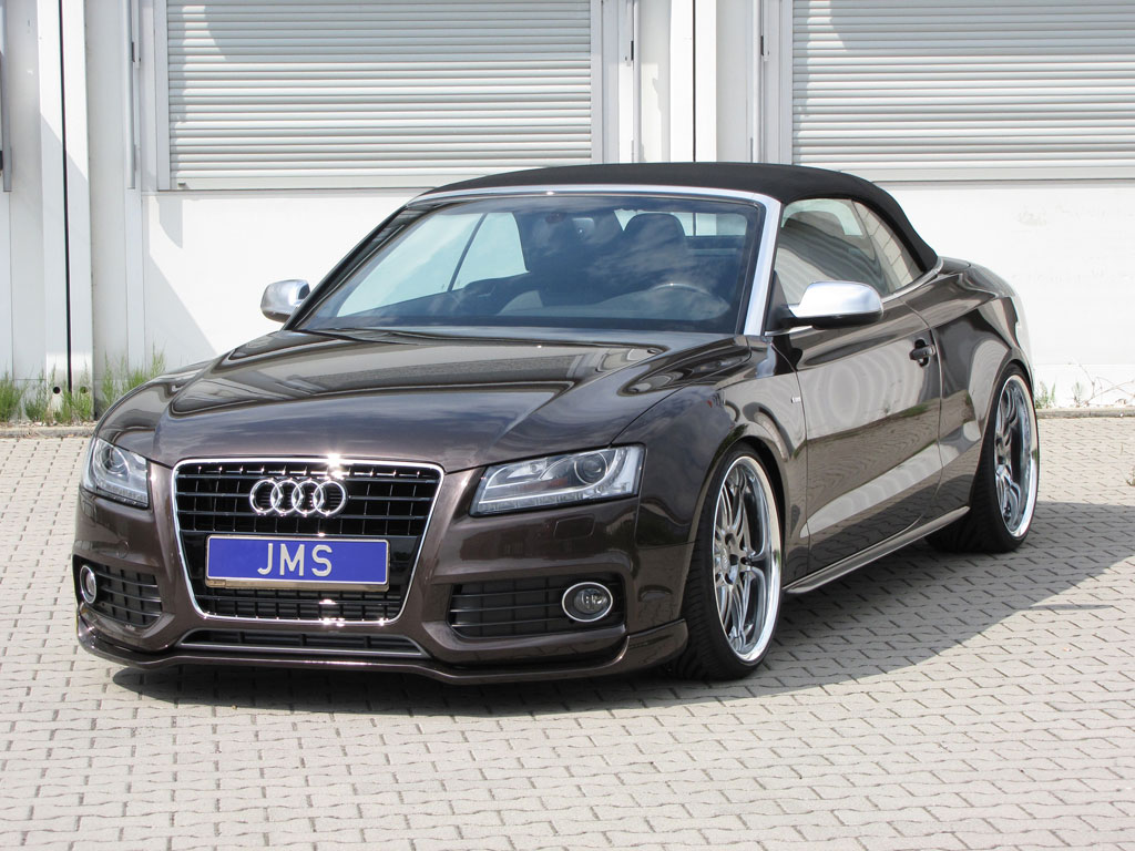 a5 cab car tuning styling by jms fahrzeugteile gmbh audi a5 forum audi s5 forum. Black Bedroom Furniture Sets. Home Design Ideas