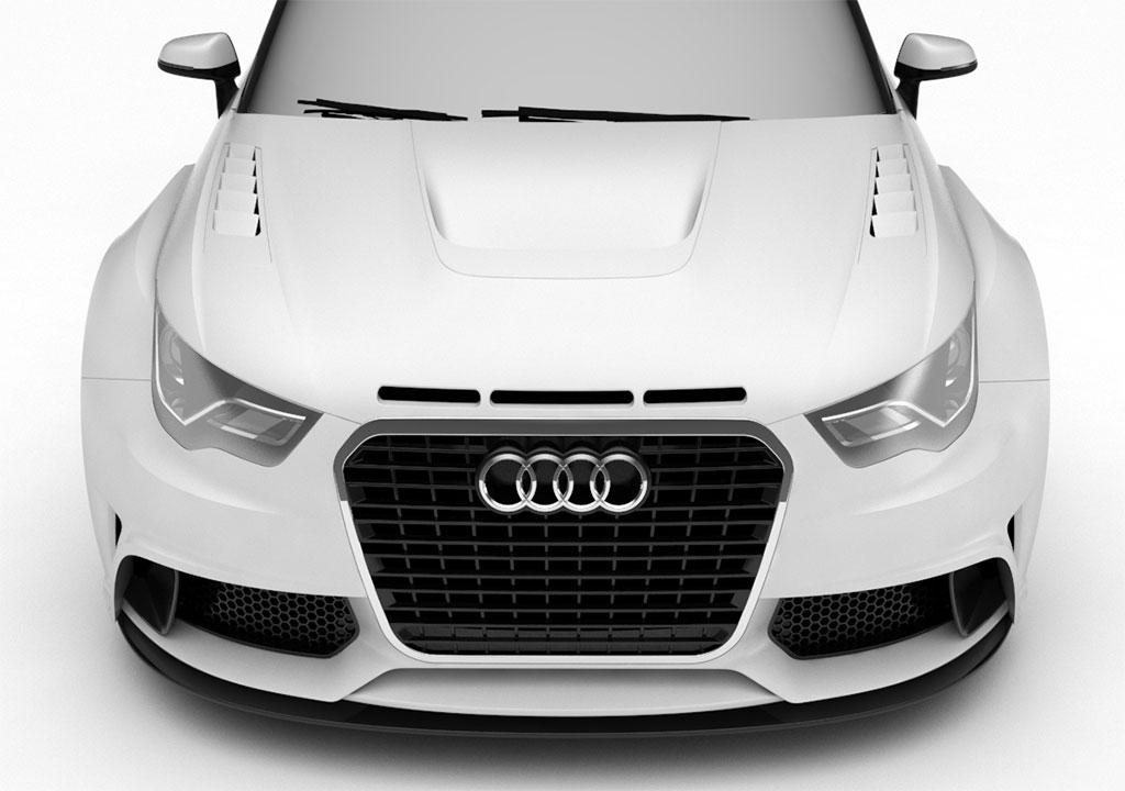 Mtm Audi A1 Quattro Group B Photo 5 14618
