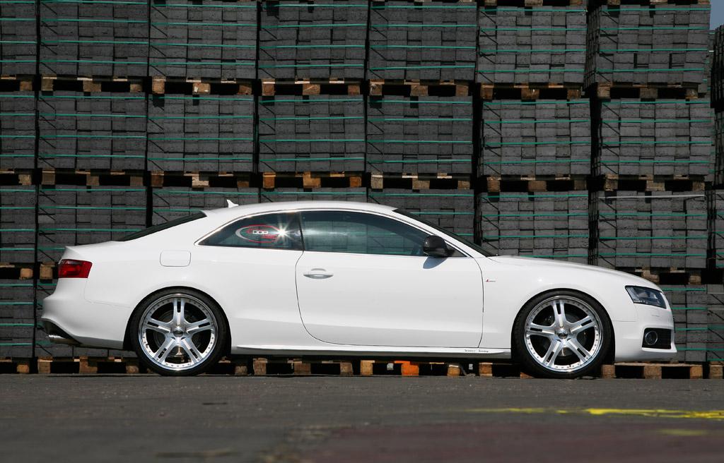 Senner Audi A White Speed Photo - Audi a5 white