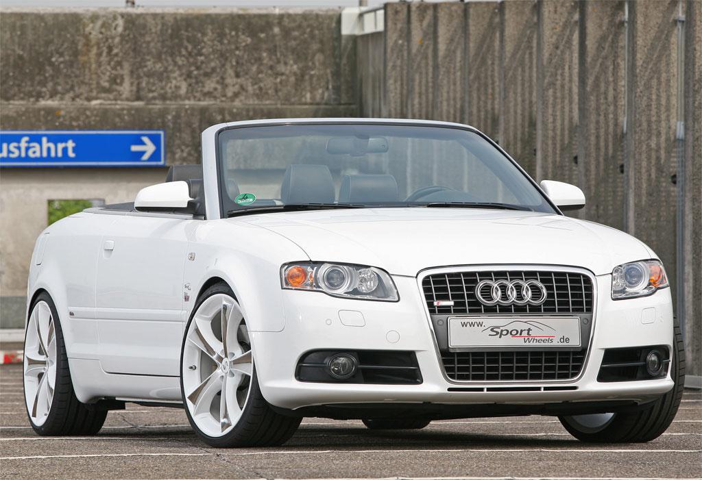 Fotos da Audi A4 Cabriolet - Fotos de carros