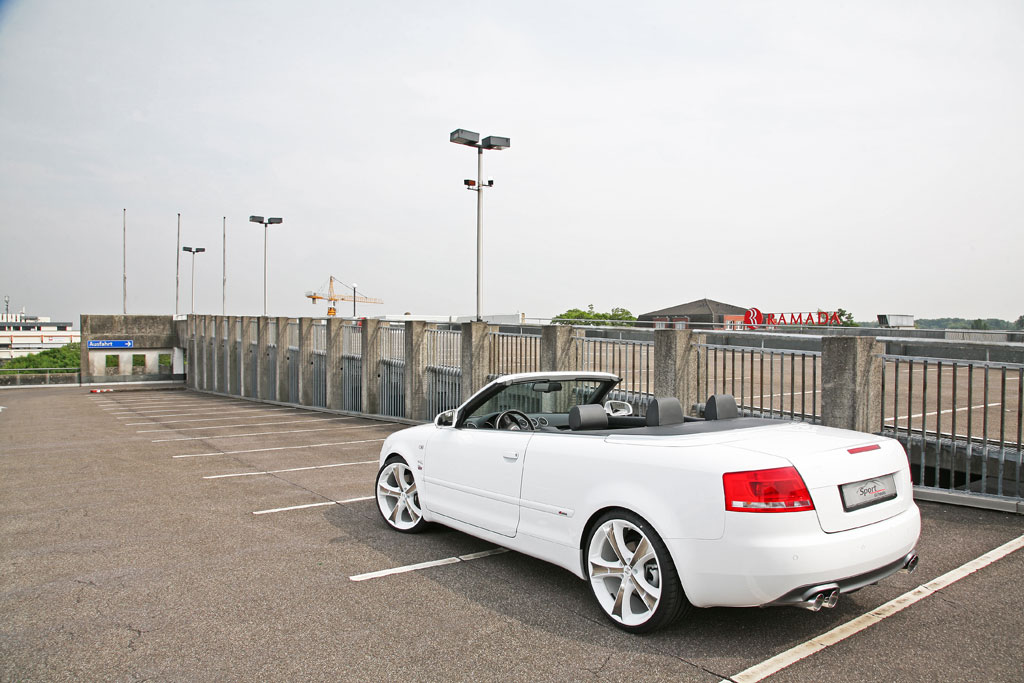 Sport Wheels Audi A4 Cabrio Photo 9 11115
