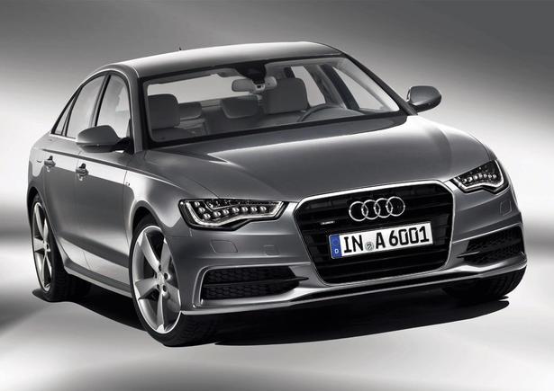 2012 Audi A6 Avant Debut