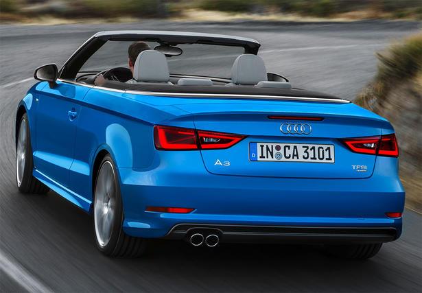 Audi A3 Cabriolet Wind Deflector Instructions