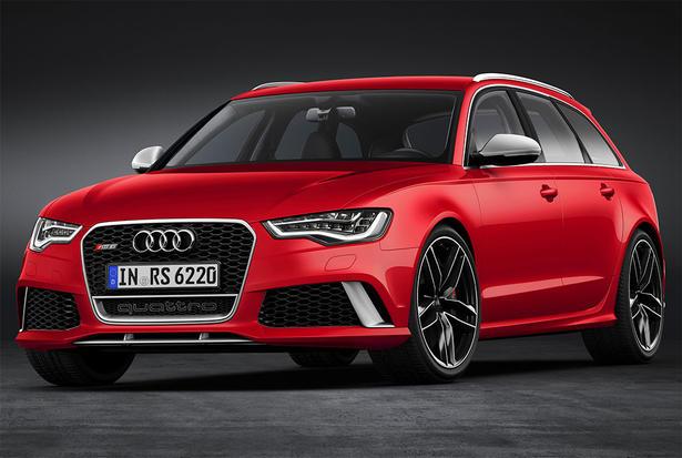 2014 Audi RS6 Avant 1