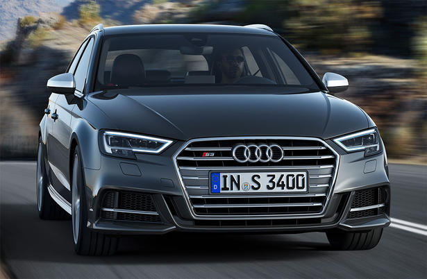 2017 audi a3 s3 facelift price specifications equipment. Black Bedroom Furniture Sets. Home Design Ideas