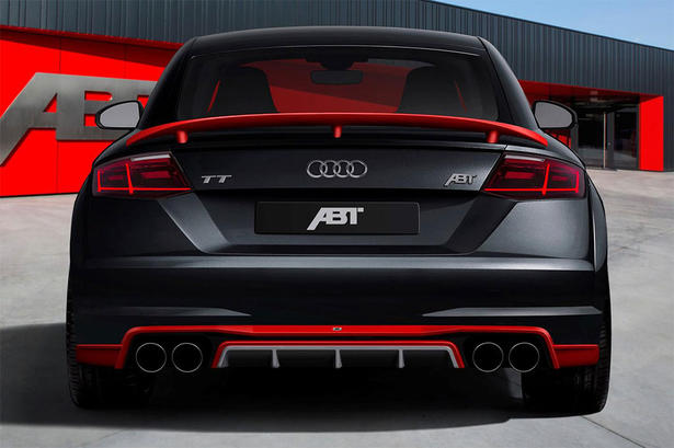 2015 Audi TT Powerkit and Body Kit by ABT