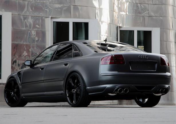 Anderson Audi A8 Venom